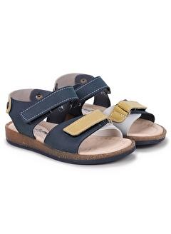 KİKO KİDS Şb 27432893-00 Orto Pedik Erkek Çocuk Sandalet Terlik